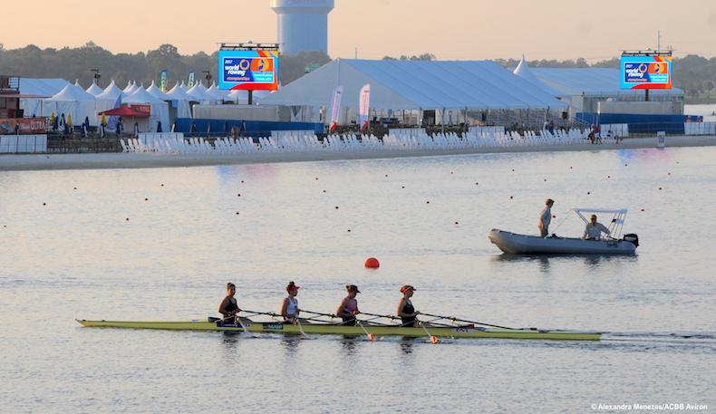 W4X Championnats du monde 2017 Sarasota